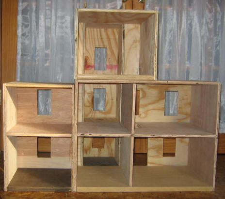 Barbie Dollhouse Building Plans