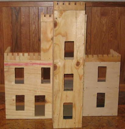 dollhouse book case