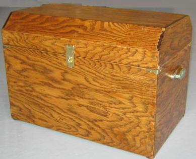wood chest building plans